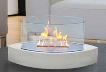 Bio fireplace