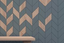Wall, tiles, pattern, texture, detail