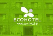 ECO-HOTEL - Branding