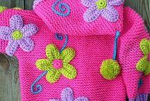suéter a crochet