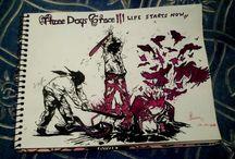 Three Days Grace / Pasta sobre a banda Three Days Grace