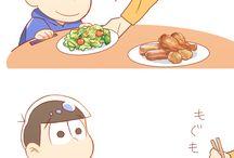 漫画おそ松さん