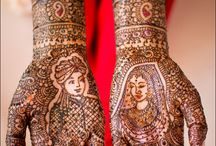 Mehndi design / by Zara Malik