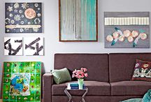 DIY Wall Art / by Danielle Hansen