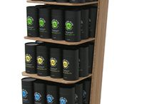 stand product display