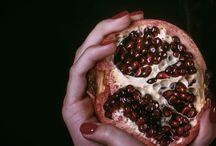 myth: hades + persephone / i wanted pomegranates— i wanted darkness, i wanted him.