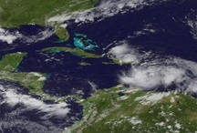 Hurricanes & Groaning Earth