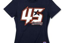 Scott Redding Merchandise / The items all SR45 fans only dream to own, check them all out here available from the All Stars Direct site. Whether your just kickin' back watching MotoGP at home on a Sunday or if your at the track races your going to love these to support your favourite rider Scott Redding. T-shirts, Hoodies, Caps, Beanies and Acessories you name if we've got it!