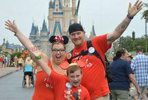 Disney land!