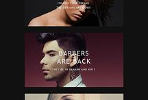 Hair web And idea