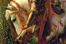 Famosos caballeros medievales