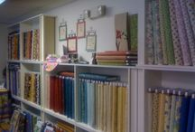 Fabric / Sew Much Fun carries a beautiful selection of #fabrics! Come visit us.