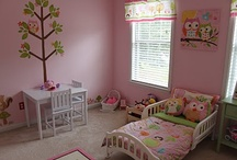 Ideas for Layla's room
