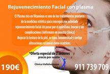 Clínicavallehermoso84 / La clínica Vallehermoso, es un centro médico formado por un equipo de profesionales titulados con una experiencia mínima de 25 años en cada especialidad.  Se presenta con la más avanzada tecnología en tratamientos preventivos y curativos