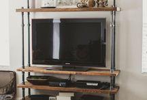 Тумбы для телевизора