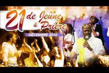 21 jours de jeûne, de prières et de supplications / Du 1er au 21 décembre 2016, nous nous retrouvons chaque soir à 19h30 (sauf le weekend) à ICC Paris pour 21 jours de jeûne, de prières et de supplications. L'occasion de recharger nos batteries spirituelles et d'achever 2016 dans une communion intense avec le Saint-Esprit.