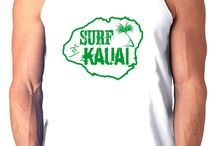 Hawaiian Time Kauai Lifestyle Clothing Apparel / To promote the island tropical lifestyle and the natural beauty it gives to your inner soul from the Hawaiian islands.