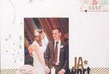 Srapbook Hochzeit