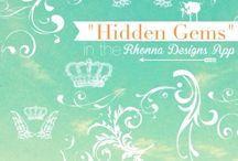 Rhonna Designs / by Susan Gonsalves