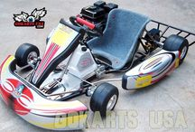 """Roadrat TAG Race Kart, electric start / TAG is the XR Adult Race Kart with Electric Start added. TAG """"Touch and Go"""". Now you can simply push a button while seated in your go kart to restart the motor.  200cc 4-stroke Honda Clone Engine, Hydraulic Disc Brakes, Race Tires"""