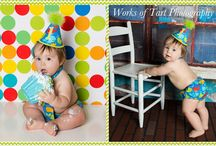 Talyns 1st birthday