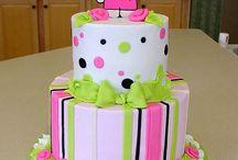 Cake ideas / by Melissa Radel