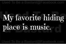 music / Music is life