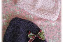 les tricots jolis
