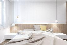 Inšpirácia - spálňa