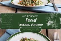Vegane Salate
