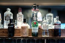 Gin Menu / With over 20 premium gins on offer, it's never too early for Gin o'clock at The George!