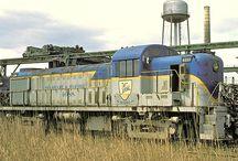 lokomotívy