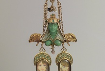 Antique Jewellery / My favourite antique jewelry on Pinterest