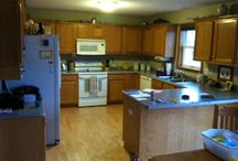 The New House - Kitchen