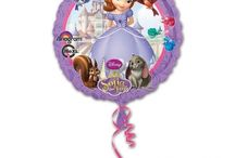 Sofia het Prinsesje - Sofia the First Party / by Sisters in Wonderland