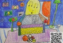 Transliteracy- QR Codes and Art