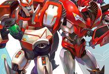 Transformers Prime / Kedvenc robotos sorozatom