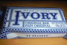 Ivory Bar Soap! #SudLife / Ivory bar soap is 99.44% pure clean and simple and contains no dyes or heavy perfumes. Plus with how gentle is on skin, it's no wonder it's recommended by 4 out of 5 moms! Ivory costs around $3.99 for a 10 pack!  #SudLife @Ivory
