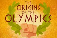 The Olympics / Visit Ancient Greece! History for kids: learn about the Olympics! Bring the past to life.