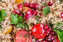 Vegan / Mehr als ein Trend: die vegane Ernährungsform kann vielfältig und durchaus gesund sein. In unseren Rezepten findet ihr Inspiration rund um's rein pflanzliche Schlemmen.