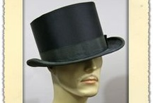 Vintage Mens Hats Jewelry Accessories