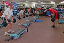 Group ex and personal training