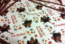 Quiltsy, Thanksgiving Quilts and Decor from the Quiltsy Team on Etsy