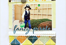 Scrapbooking / by Amy Graham