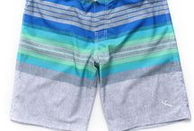 Board Shorts / Board shorts for physique competitions / by Yo Le