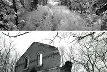 Real Pennsylvania Haunts / Ever think there could be a real haunt right in your backyard? There are a handful of haunted places all across PA!