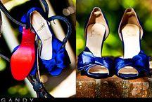 Jotain sinistä... / Something blue....