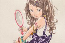 Kawaii, Chibis & Kids Anime