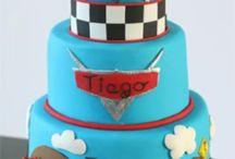 gâteau anniversaire Cars