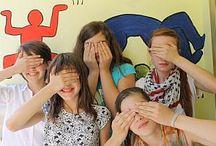 Blindenschule / Bilder aus unserem Projekt mit der Blindenschule
